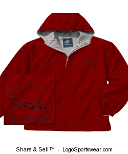 Youth Full Zip Front Portsmouth Jacket Design Zoom